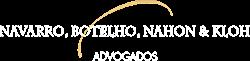 Blog NBNK – Navarro, Botelho, Nahon & Kloh Advogados Logo